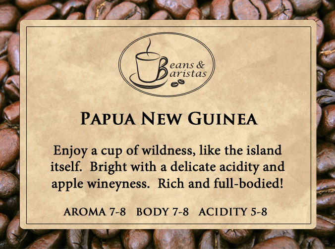 Enjoy a cup of wildness, like the island itself.  Bright with a delicate acidity and apple wineyness.  Rich and full-bodied!